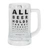 Ek Do Dhai 370 ML Beer Test Mug set of 2