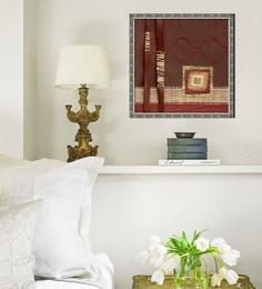 Elegant Arts And Frames Premium Paper 22 x 1 x 22 Inch Framed Digital Art Print at pepperfry