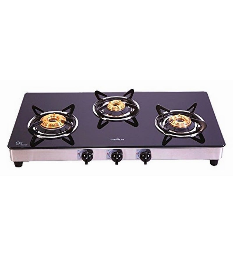 Glass Top Gas Stove Vs Stainless Steel