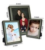 Fonsie Collage Photo Frame in Grey by CasaCraft