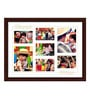 Elegant Arts and Frames Red Synthetic Wood 18 x 24 Inch Collage Photo Frame