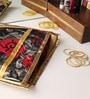 Plastic Golden Big Saree Bag - Set of 3 by Elegant