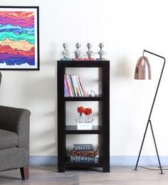 Enkel Book Shelf In Warm Chestnut Finish - 1597229