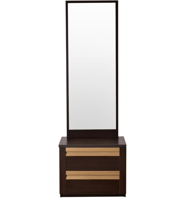 Buy Eton Dressing Table With Full Mirror by HomeTown Online