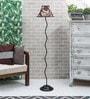 Ethnic print Floor Lamp by Tu Casa