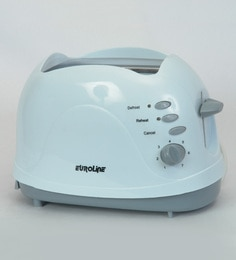 Euroline 750 Watt Pop Up Toaster