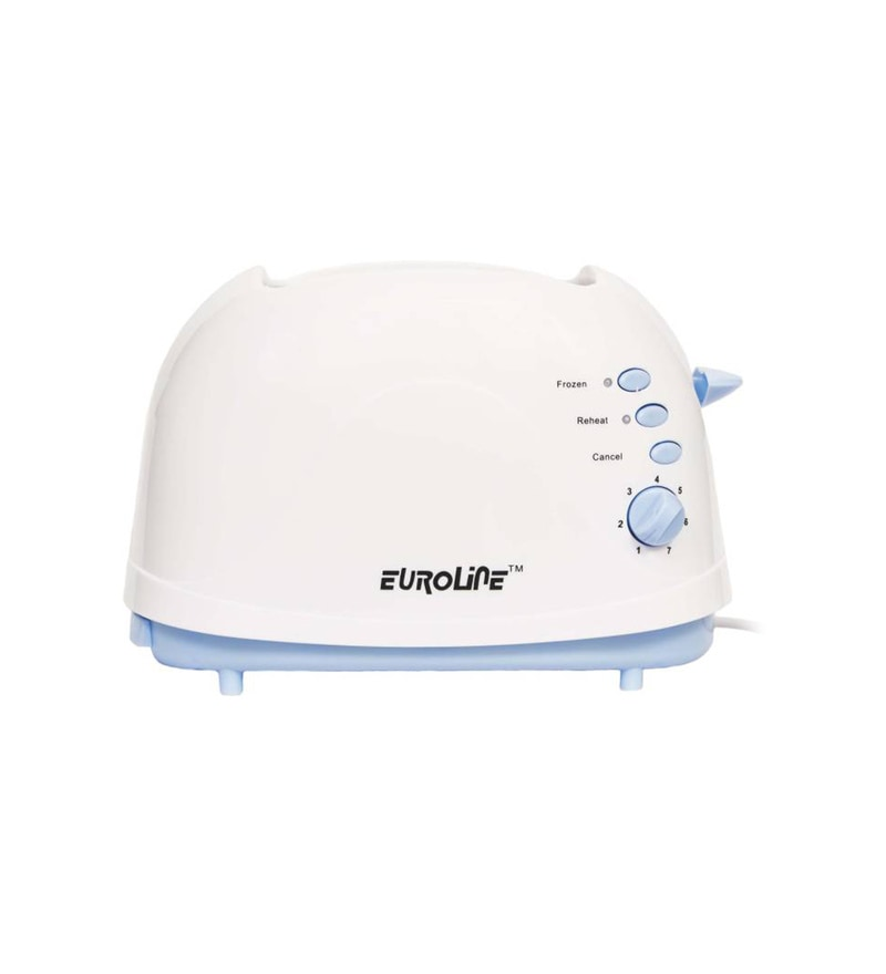Euroline EL 810 2 Slices Pop-Up Toaster