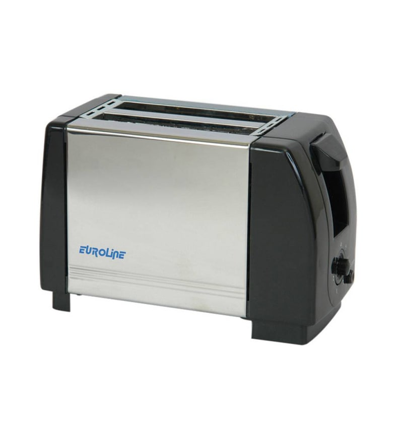 Euroline EL 840 2 Slices Pop-Up Toaster