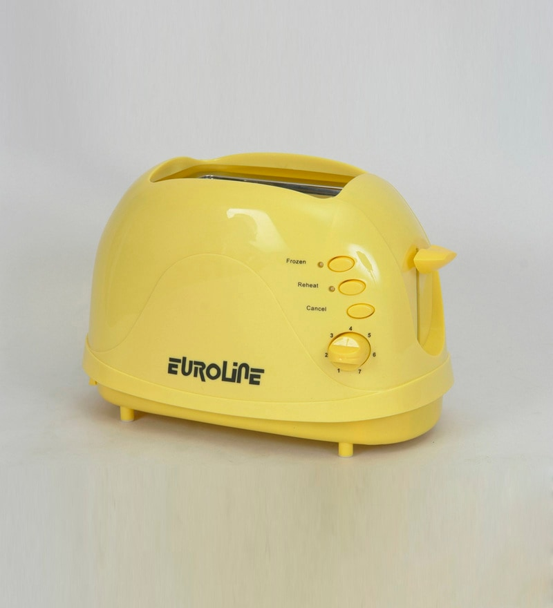 Euroline Pop up Toaster (Smiley)