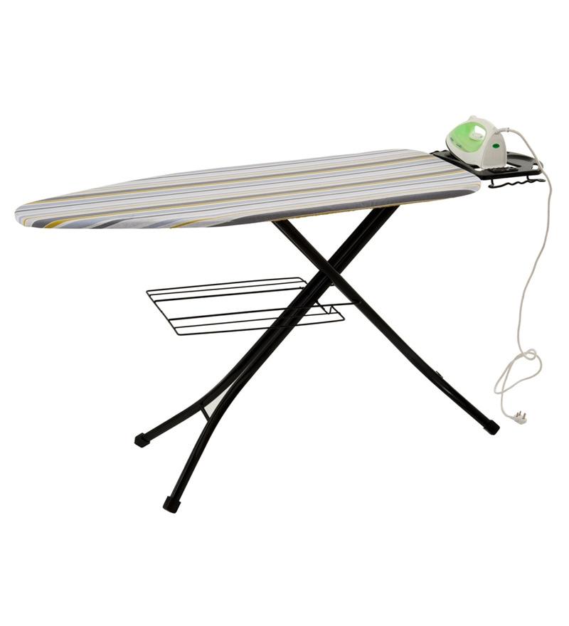 Eurostar Strip Mild Steel Foldable Ironing Board
