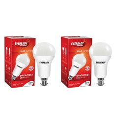 Eveready 30 Watt Led Bulb Combo - Pack Of 2