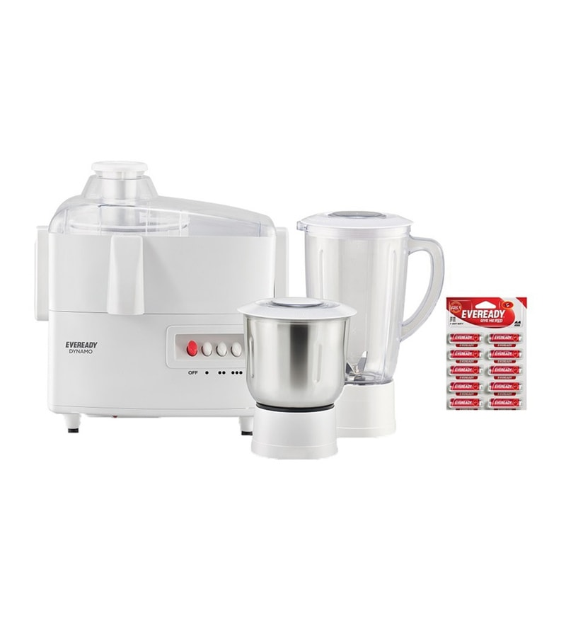 Eveready Dynamo 450W Juicer Mixer Grinder