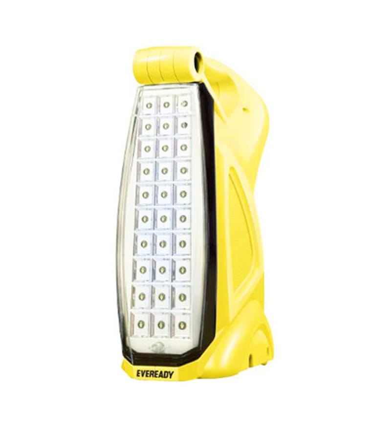 Eveready HL52 Yellow Rechargeable Emergency Light