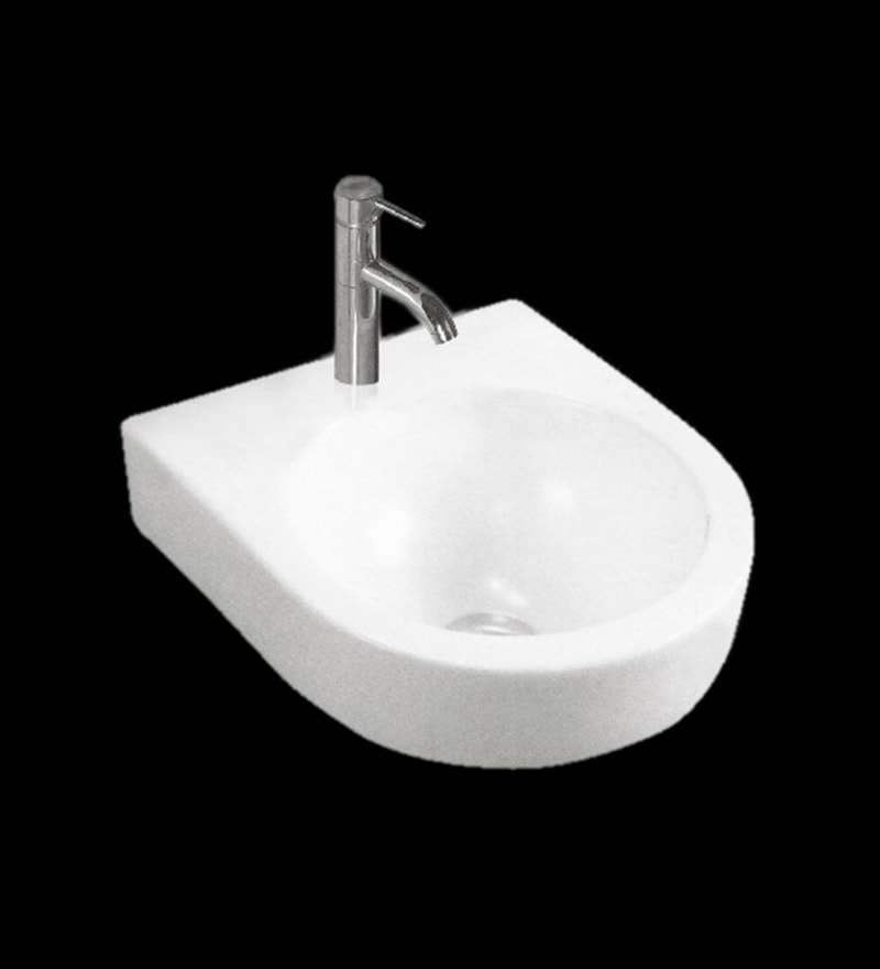 Exor White Ceramic Wash Basin (Model: 3028)