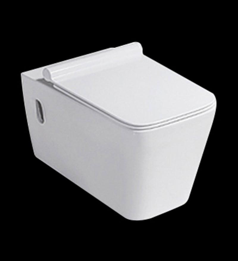 Exor White Ceramic Water Closet (Model: 2011)