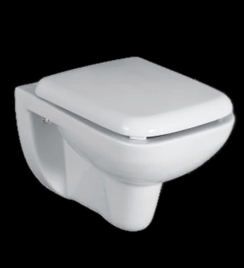 Exor White Ceramic Water Closet (Model: 4011)