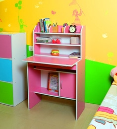 kids study room furniture. Fayne Study Unit In Pink Colour Kids Room Furniture
