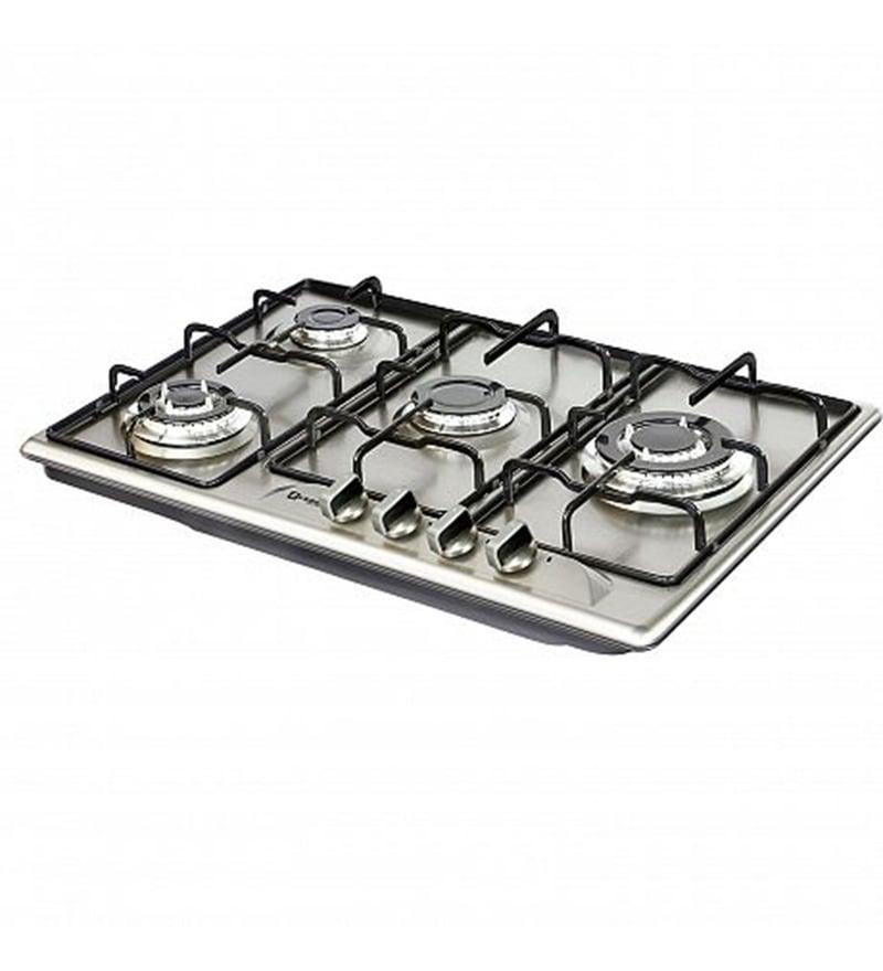 Faber Microdecor Stainless Steel 4-burner Hob (Model: MDR 700MTX)