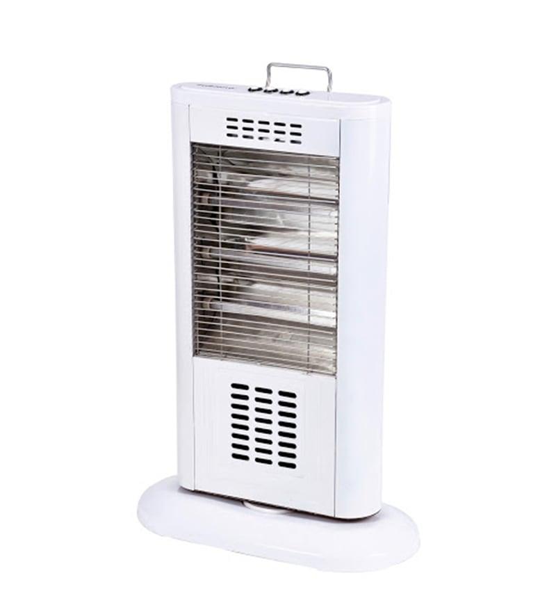 Fabiano 1200W Quartz Mini Heat Piller Room Heater