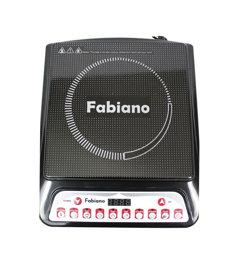 Fabiano 2000W Induction Cooktop