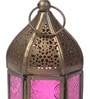 Festive Collection Multicolour Brass Arabian Design Deepavali Lantern