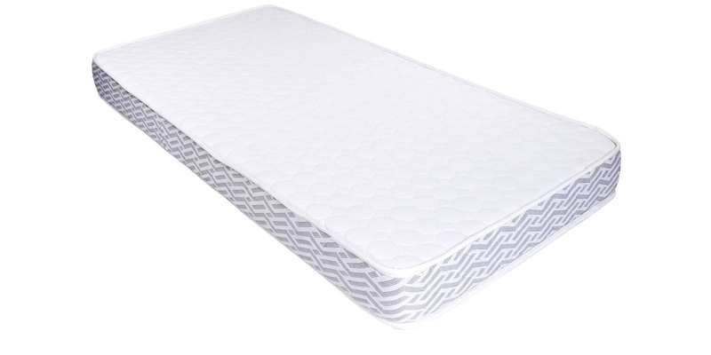 First Sense Single Size (78 x 36) 4 Inches Thick Foam Mattress by Sleep Sutraa