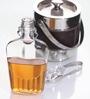 Bormioli Rocco Fiaschetta Transparent Glass 500 ML Bottle