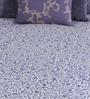 Indigo Cotton Queen Size Duvet Cover by Floor & Furnishing