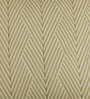 Wheat Cotton 24 x 24 Inch Chevron Special Cushion Covers - Set of 2 by Floor and Furnishings