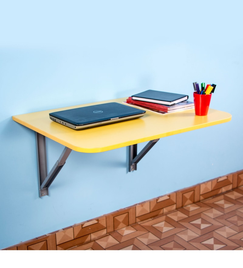 Buy Foldable Desk Cum Study Table By Spaceone Online
