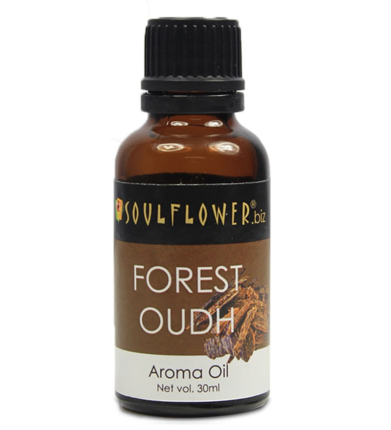 Forest Oudh Aroma Oil by SoulFlower