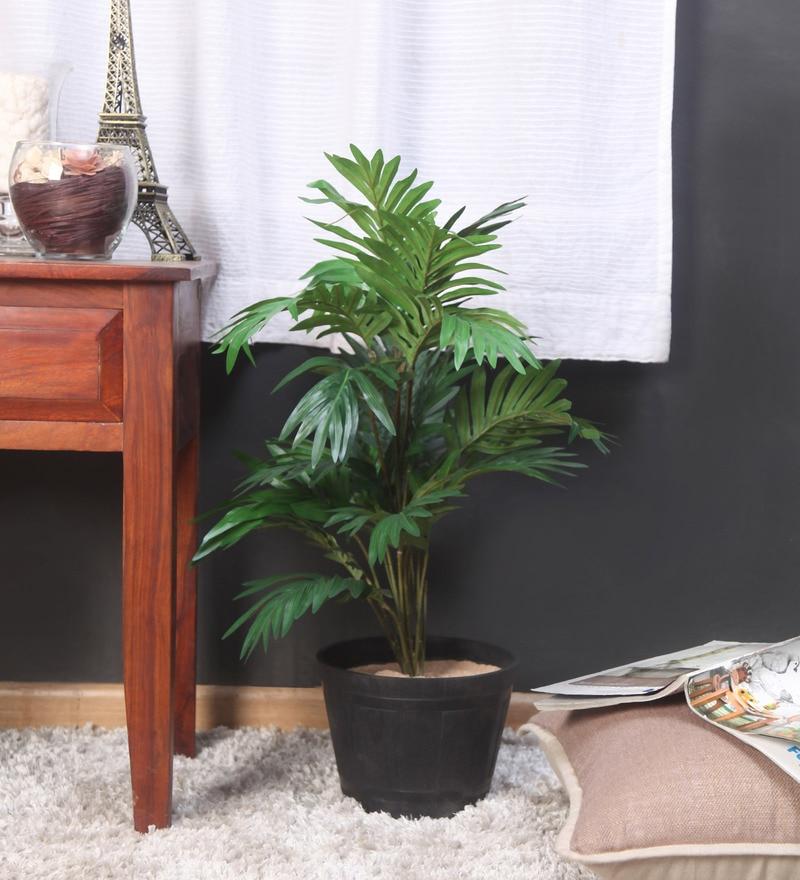 Black Ceramic Tall Vase by Fourwalls