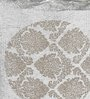 Foyer Light Green Silk 24 x 24 Inch Sasha Cushion Cover