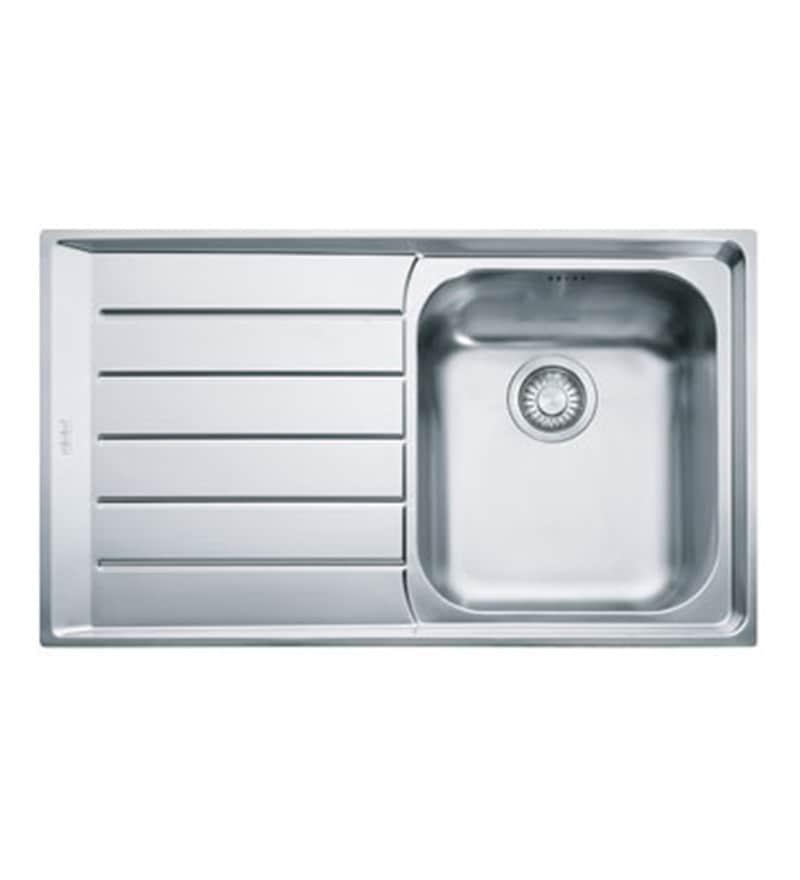 Franke Stainless Steel Kitchen Sink (Model No: Net 611)