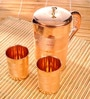 Frestol Copper 3-piece Jug - Set of 3