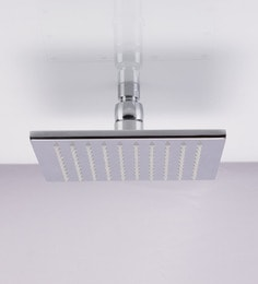 Gesign Brass Shower Head With Sharp Nozzles And LED Lights