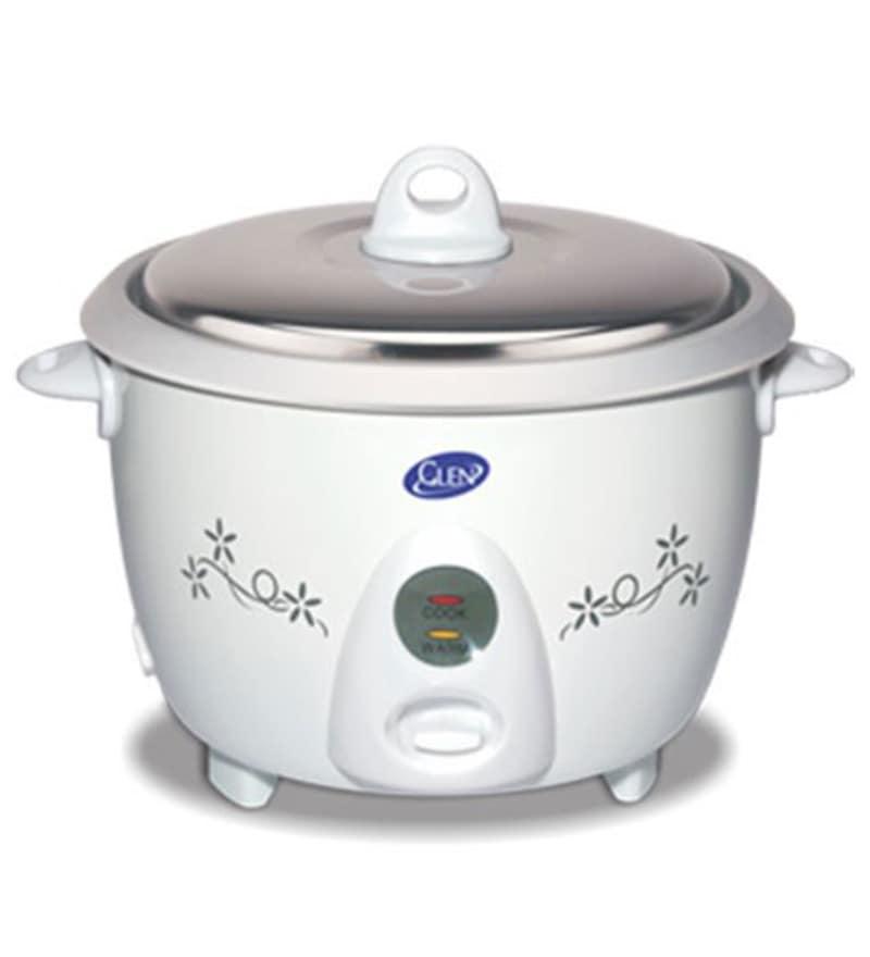 Glen GL 3057 Rice Cooker - 2.8 liter