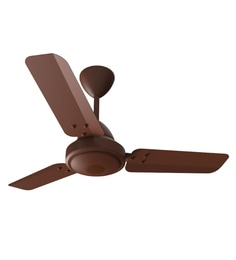 Gorilla Energy Saving BLDC 900 Mm Matte Brown Ceiling Fan