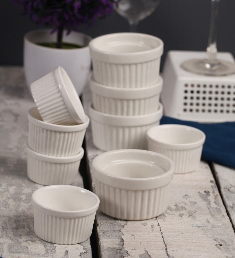 Godskitchen Bone China Bowl set of 12