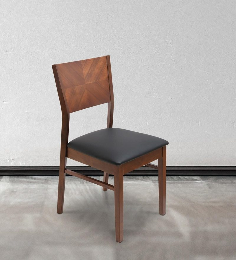 Godwin Dining Chair in Brown Colour by @Home