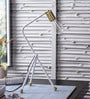 Gold Iron Table Lamp by The Brighter Side