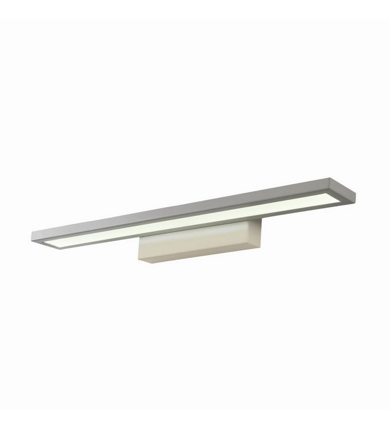 Grey Mild Steel Mirror Light by LeArc Designer Lighting