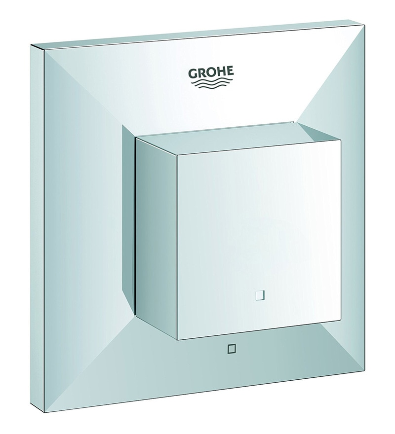 Grohe Allure Brilliant Silver Brass Concealed Valve