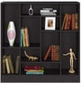 Grant Bookshelf in Wenge Colour by Forzza