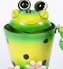 Double Frog Pots by Green Girgit