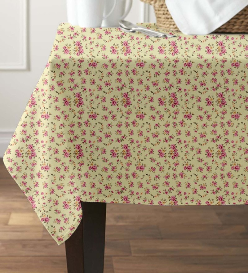 Haus and Sie Waterproof Multicolour Nylon Table Cloth