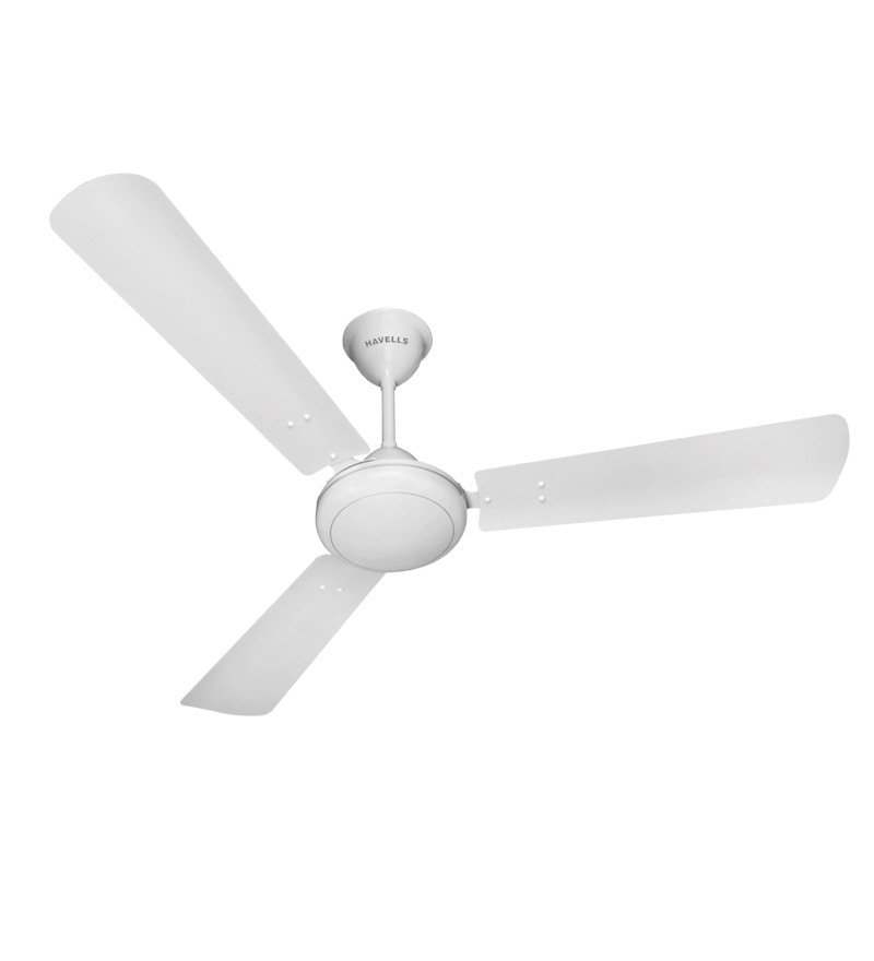 Havells 1200 Mm Fan Ss-390 White