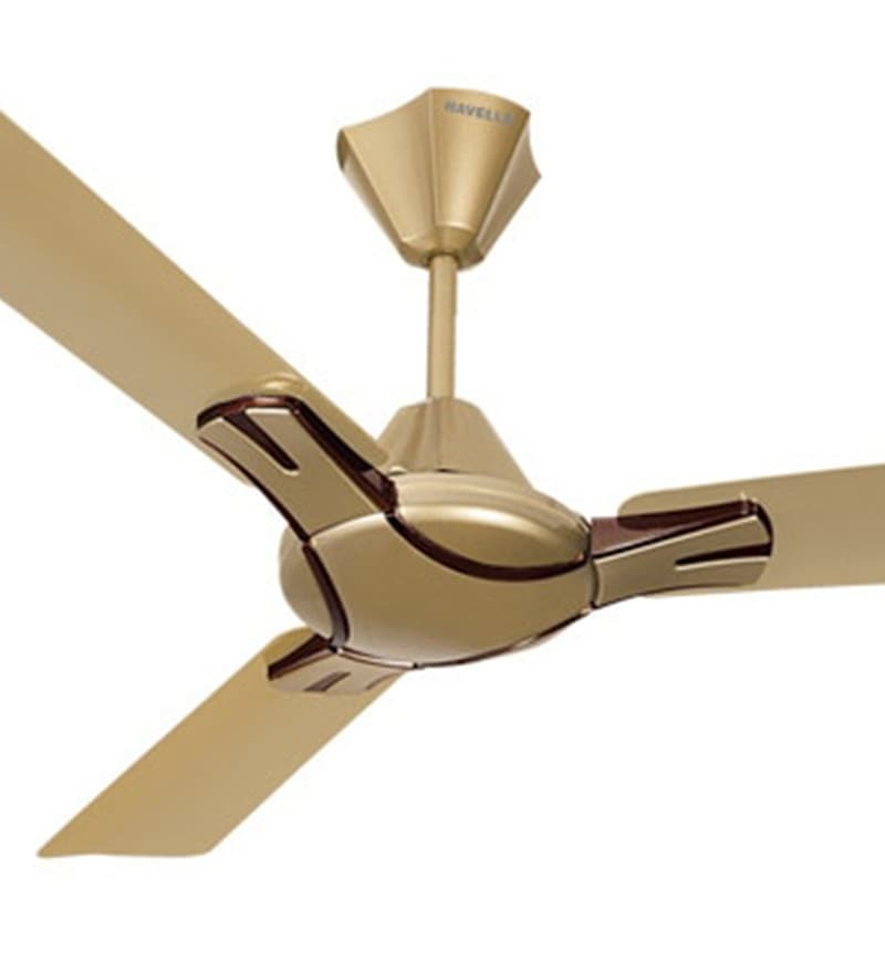 Havells Nicola Ceiling Fan-Bronze Copper