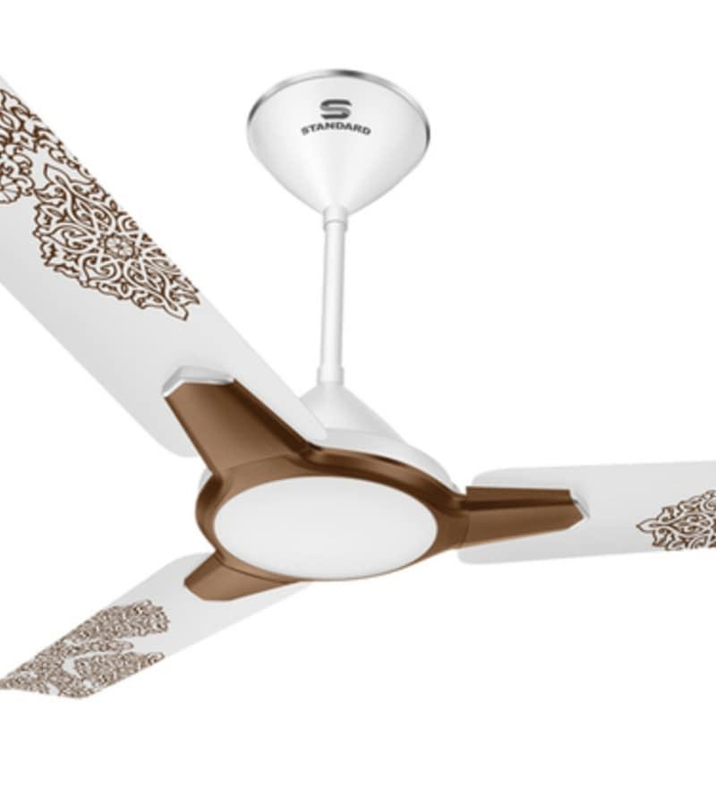 Buy Havells Standard Qite 3 Blades 1200 Mm White Ceiling