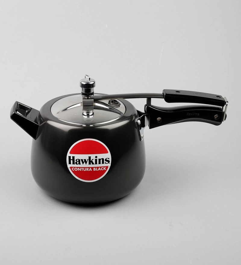 Buy Hawkins Contura Hard Anodized 4l Pressure Cooker